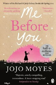 Me before You booktag