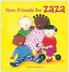 New Friends for Zaza infantil
