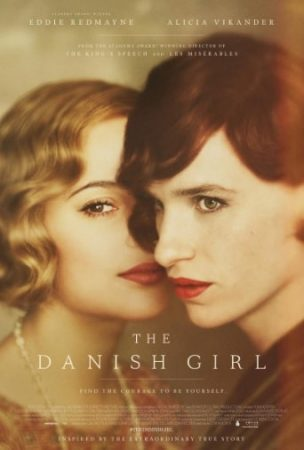 The Danish Girl portada