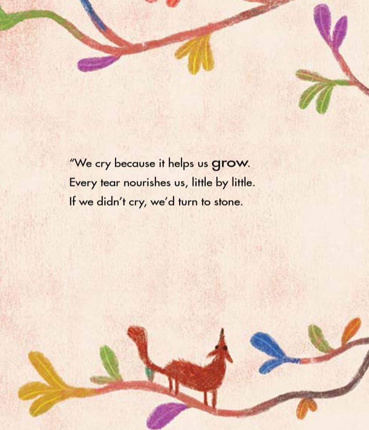 Why do we cry quote