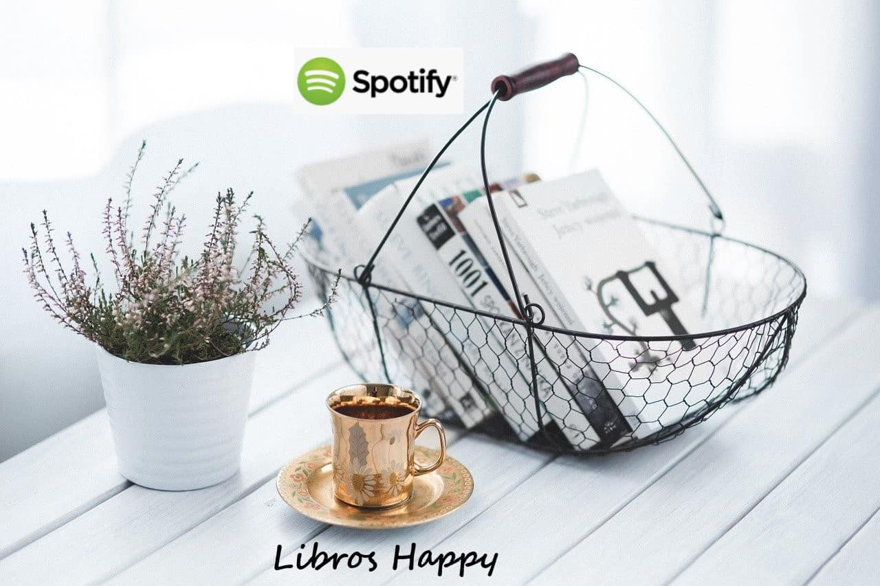 Spotify Libros Happy